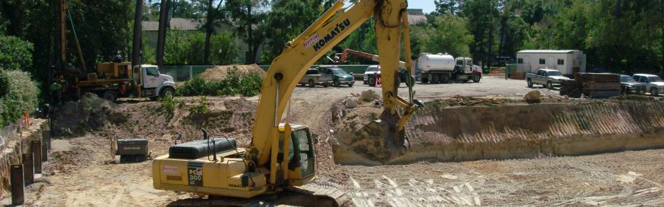 Residential keystone concrete for Houses in houston with basements