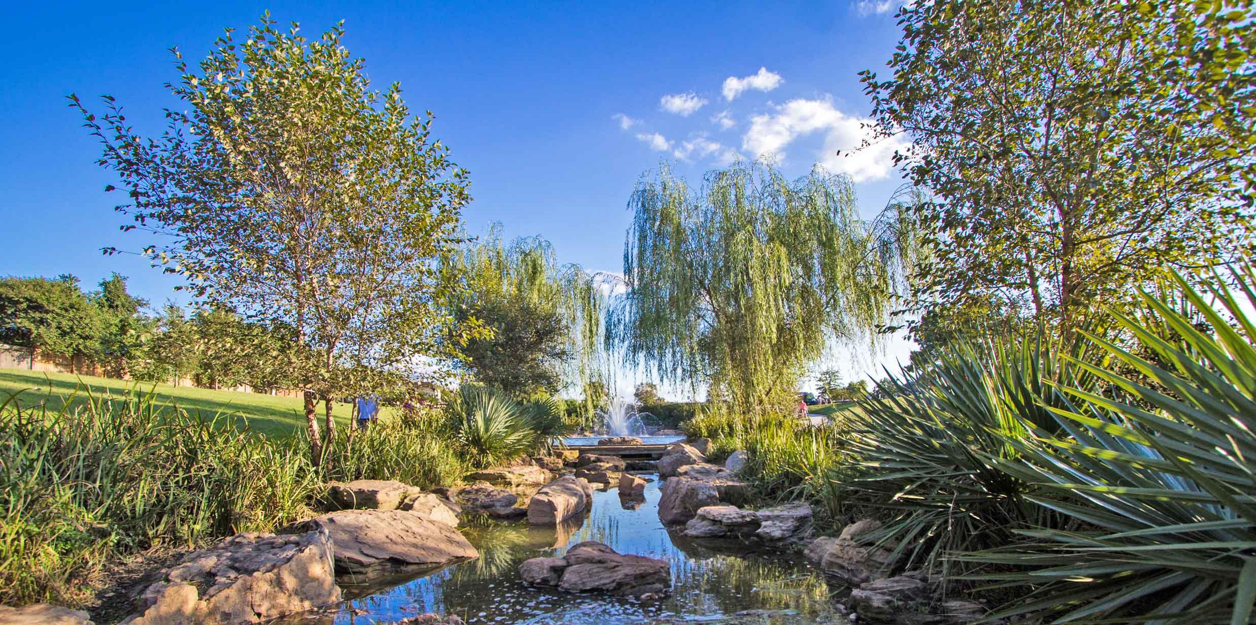Mandolin Gardens Park