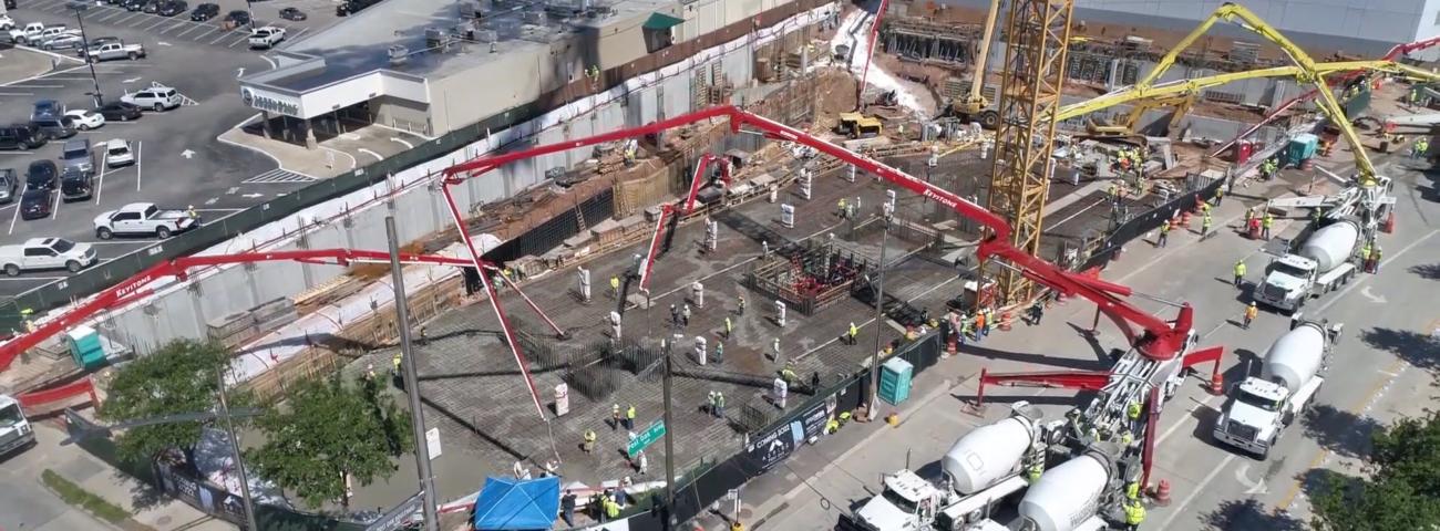 Commercial Concrete Contractors